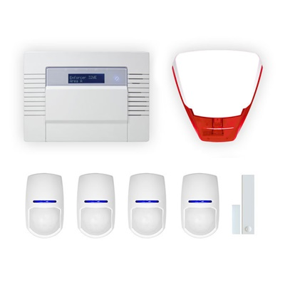 Security alarm kit 3
