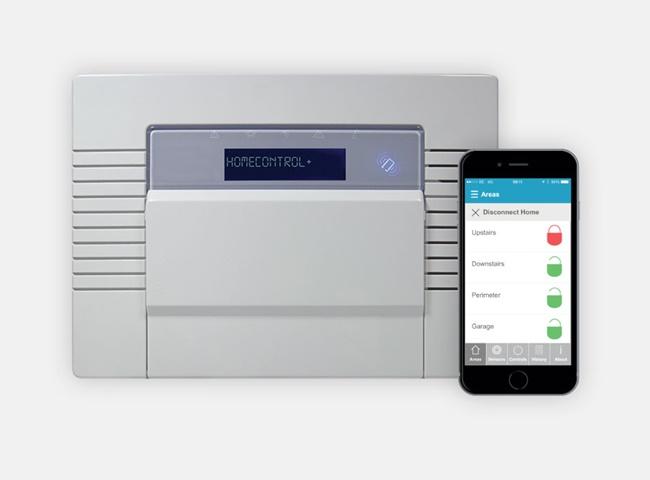 Home Control security alarm kit